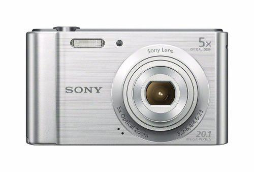 Camara Digital Sony W800 / S 20.1 Mp (plata)