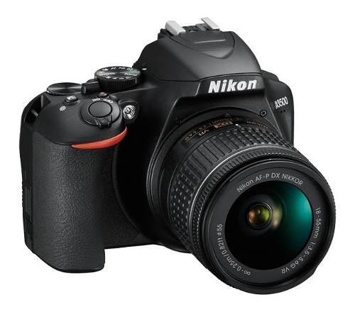 Camara Nikon D3500 Reflex Kit Con Lente 18-55 Nueva Sellada