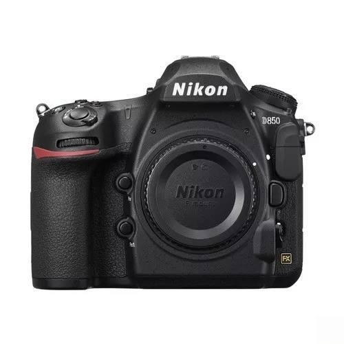 Camara Nikon D850 Cuerpo Msi