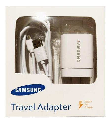 Cargador Carga Rapida Tipo Original Samsung V8 Micro Usb