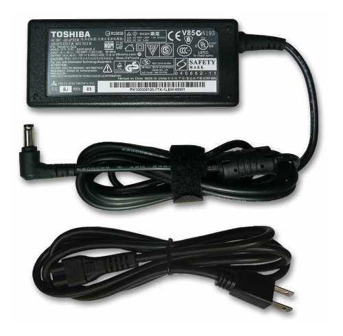 Cargador Para Laptop Toshiba 19v A 3.42a