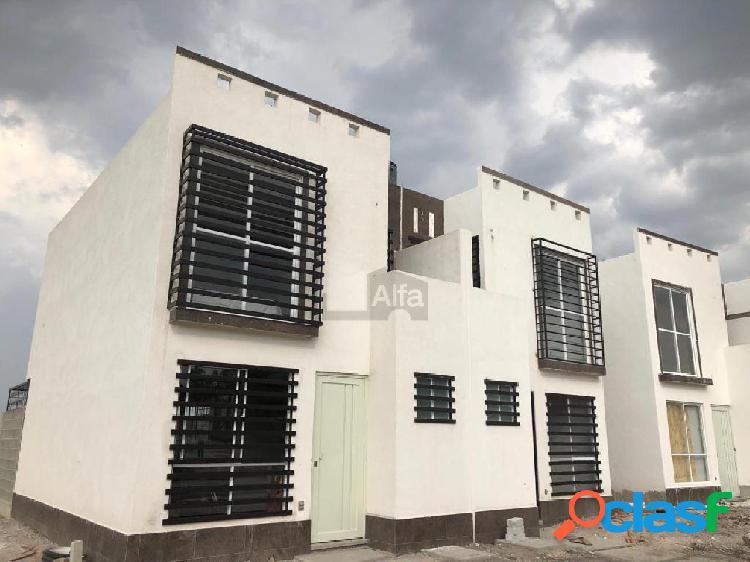 Casa en condominio en venta en Cañada del Refugio, León,