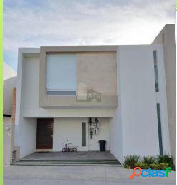 Casa en condominio en venta en Horizontes Residencial, San