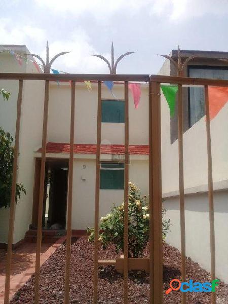 Casa en condominio en venta en Residencial Villa Coapa,