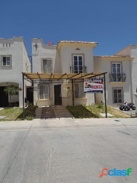 Casa sola en renta en Provincia de Santa Clara, Chihuahua,