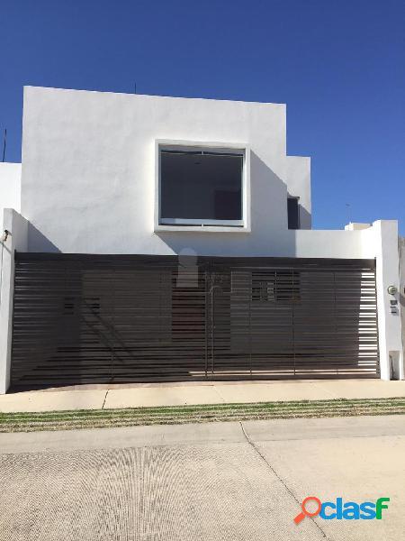 Casa sola en renta en Villa Magna, San Luis Potosí, San