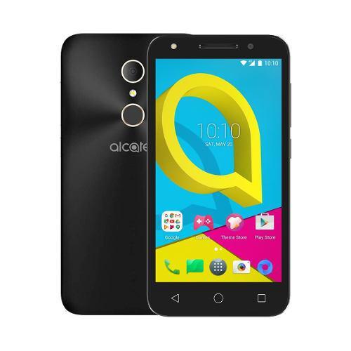 Celular Alcatel U5 Plus 4047a Quad Core - Negro