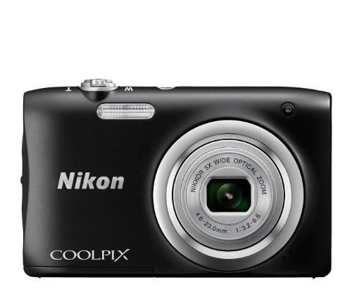 Cámara Digital Compacta Nikon A100