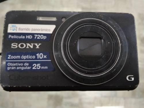 Cámara Digital Cyber-shot Sony (dsc-w690) (16.1 Mp)