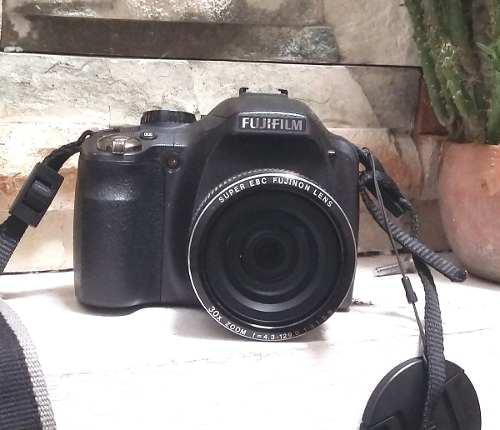 Cámara Digital Fujifilm Finepix Sl 300 Negro F Fx-sl 300 B