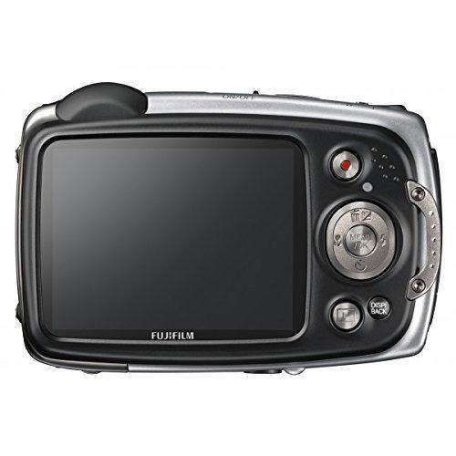 Cámara Digital Fujifilm Finepix Xp20 Silver De 14 Mp Con