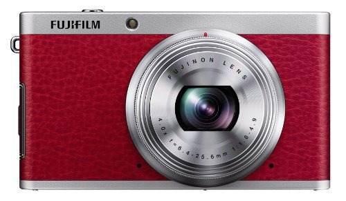 Cámara Digital Fujifilm Xf1 12 Mp Con Pantalla Lcd 3 Pulgad