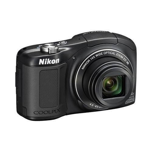 Cámara Digital Nikon Coolpix L620 Envío Gratuito
