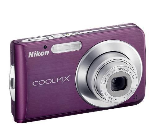 Cámara Digital Nikon Coolpix S210