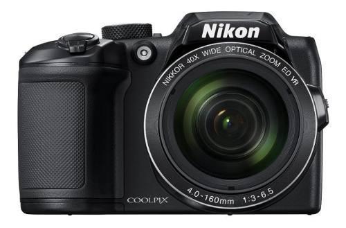 Cámara Digital Nikoncoolpix B500 1080p Wi-fi 80x 16mp
