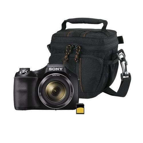 Cámara Digital Sony Cyber-shot Dsc-h300, 20.1mp, Zoom