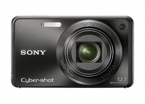 Cámara Digital Sony Cyber-shot Dsc-w290 De 12.1 Mp Con Zoom