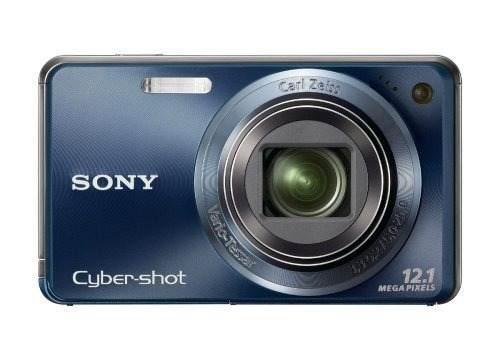 Cámara Digital Sony Cyber-shot Dsc-w290 De 12 Mp Con Zoom