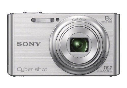 Cámara Digital Sony Dsc-w730 16.1 Mp Con Pantalla Lcd De