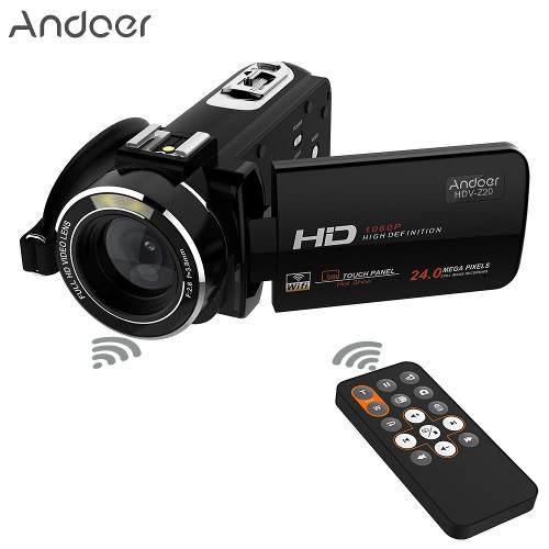 Cámara Digital Vídeo Hd Andoer Hdv-z20 Color3 D4368
