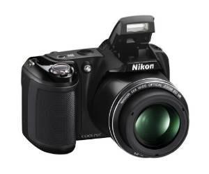 Cámara Nikon Coolpix L330 Digital (negro)