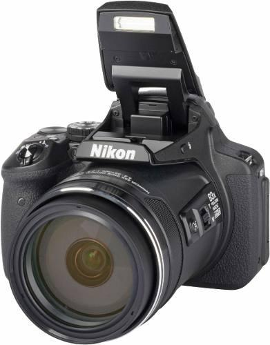 Cámara Nikon Coolpix P900 + Kit Accesorios Nueva