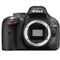 Cámara Nikon D5200 24.1 Mp Cmos Digital Slr Solo Cuerpo