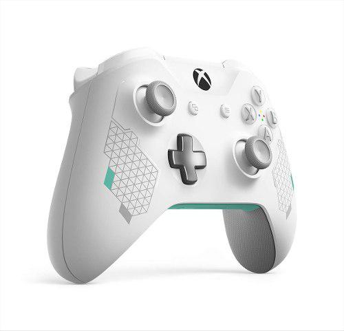 Control Inalambrico Xbox One Sport White (en D3 Gamers)