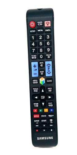 Control Samsung Smart Tv 3d+ 4pilas Netflix Amazon Envio