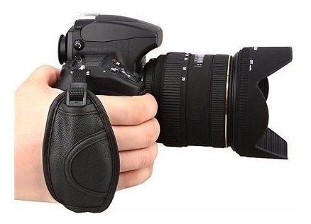 Correa De Mano Para Camara Digital Nikon Canon Fuji Kodak