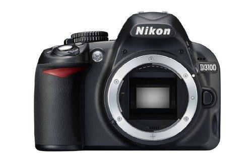 Cuerpo Cámara Slr Digital Nikon D3100 (Equipo Caja) Sin L