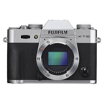 Cuerpo De La Cámara Digital Sin Espejo De Fujifilm X-t10