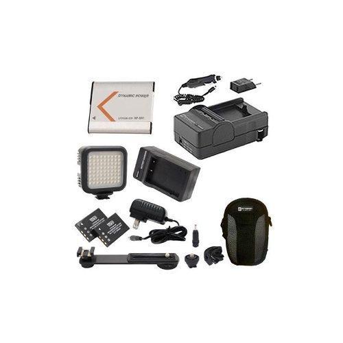 El Kit De Accesorios Para Cámara Digital Sony Cyber-shot