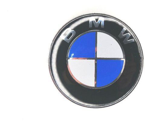 Emblema Bmw Original Cofre Cajuela 82mm/74mm