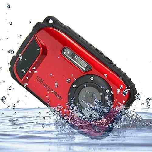 Ettg Bp88 Camara Camara De Video Digital A Prueba De Agua Pa