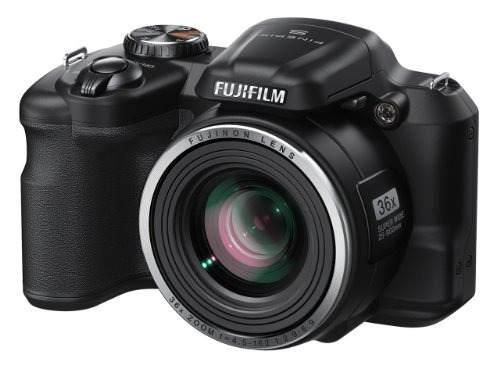 Fujifilm Finepix S8600 16 Mp Cámara Digital Con Pantalla Lc