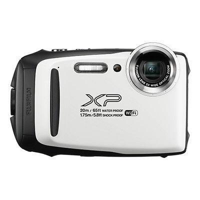 Fujifilm Finepix Xp130 16.4mp Cámara Digital Blanco Full Hd