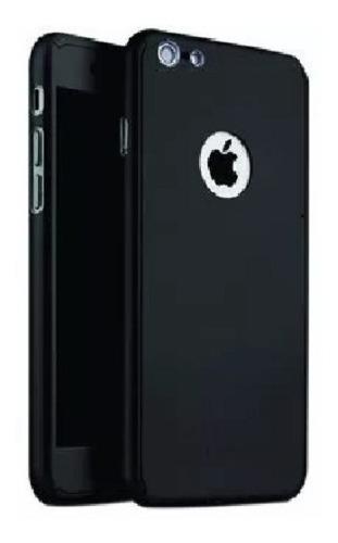 Funda Case 360° iPhone 8, 8 Plus, 7, 7 Plus, 6, 6s, 6+, X