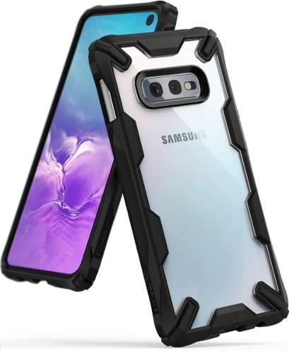 Funda Case Ringke Fusion X Samsung Galaxy S10e S10 S10+ Plus
