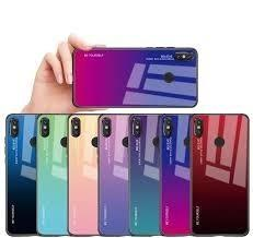 Funda Cristal Case Cover Huawei + Vidrio Templado Envio Grat