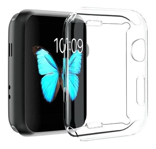 Funda Protector Apple Watch Series 1, 2, 3, 4 Transparente