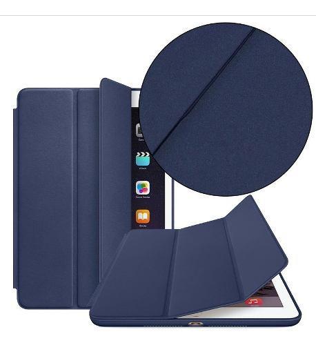 Funda iPad 2 3 4 Air 1 2 3 Tipo Piel Smartcover Case +envio