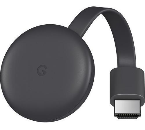 Google Chromecast 3ra Generacion Hdmi, Wifi, Nuevo-original