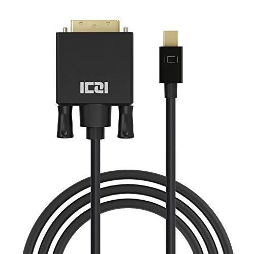 Iczi Mini Displayport Macho (compatible Con Puerto Thunderbo