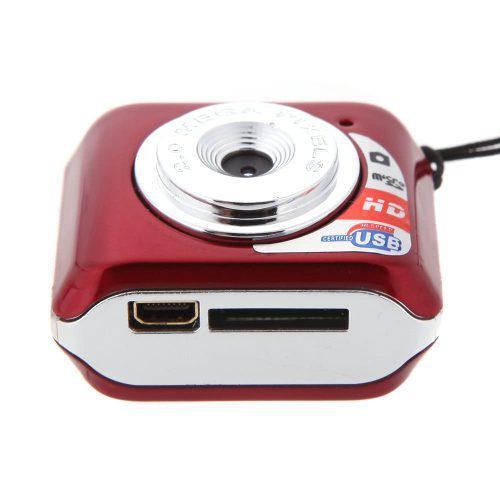 Mini Cámara Digital Dv 32gb Con Tarjeta Tf Y Micro