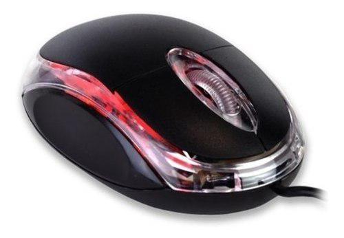 Mouse Optico Usb 800 Dpi 3d Multicolor Pc Lap Top Economico
