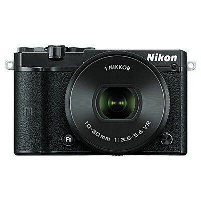 Nikon 1 J5 Sin Espejo 20.8mp Digital Cámara Con 10-30mm Vr