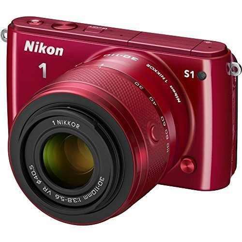 Nikon 1 S1 10.1 Mp Sistema De Cámara Digital Hd Con 11-27.5