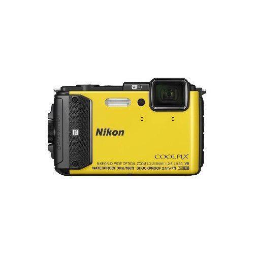 Nikon - Coolpix Aw130 16.0 Megapíxeles Cámara Digital A