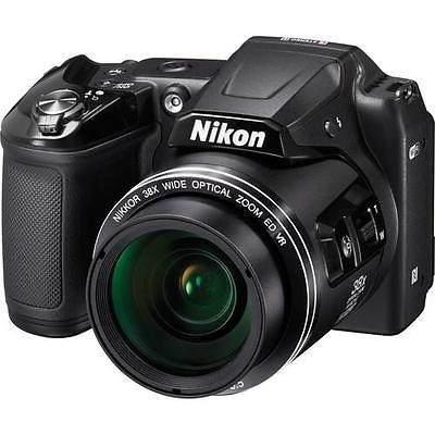 Nikon Coolpix Cámara Digital De L840 (negro)